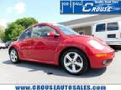 Used 2006 VOLKSWAGEN New Beetle Coupe For Sale