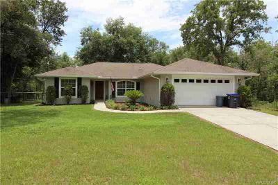 2452 W Dellwood Street CITRUS SPRINGS Three BR, This is a home