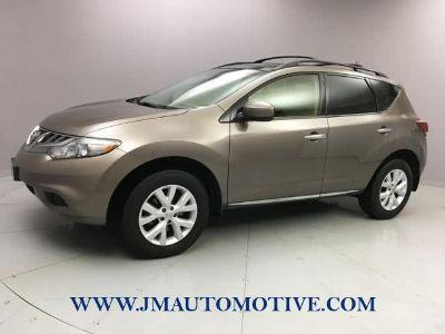 2012 Nissan Murano LE (Tinted Bronze Metallic)