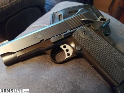 For Trade: Kimber pro carry II.
