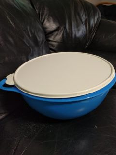 32 cup Tupperware bowl new