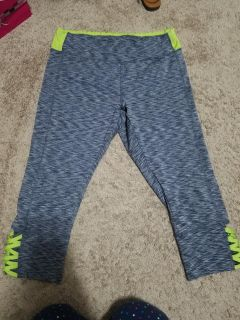GUC work out capris