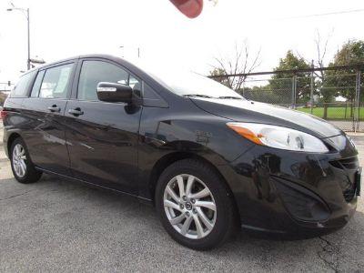 2014 Mazda Mazda5 Sport (Jet Black Mica)