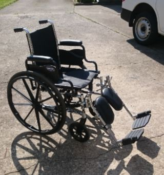 Wheelchair Deluxe High Quality Invacare Tracer SX5 Lightweight