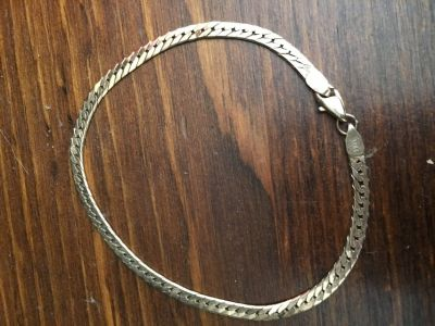 14K Men s Serpantine Bracelet