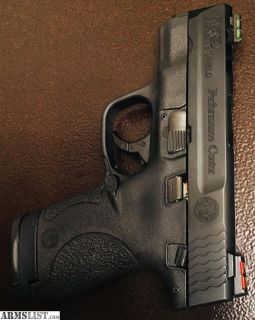 For Sale: Smith & Wesson Performance Center Shield 9
