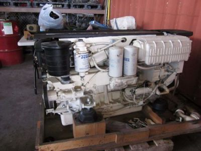 Find VOLVO PENTA D6 435 hp DIESEL ENGINES motorcycle in Fort Lauderdale, Florida, United States, for US $40,000.00