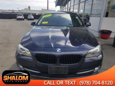 2011 BMW MDX 535i xDrive (Deep Sea Blue Metallic)