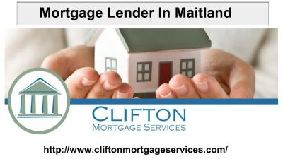 Clifton Mortgage The Best Lender In Maitland | Florida