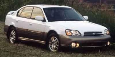 2002 Subaru Outback Limited (Blue)