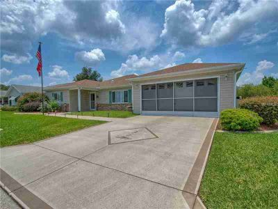 17582 SE 95th Circle SUMMERFIELD Two BR, spruce creek 55+ gated