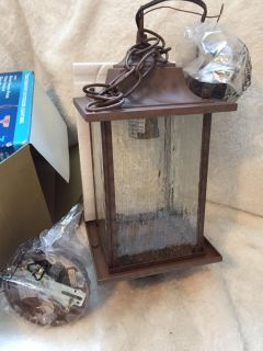 Outdoor Lighting- Never Used