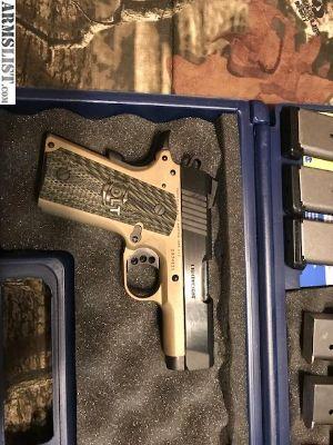 For Sale: Colt Defender 1911 FDE