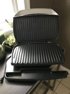 George Forman basic grill (9 serving)