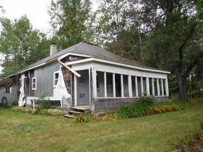 3 Bed 1 Bath Foreclosure Property in Argonne, WI 54511 - County Road G