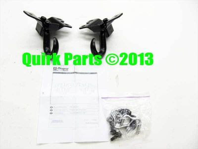 Buy 2002-2007 Jeep Liberty FRONT Tow Towing Hooks Kit Set MOPAR GENUINE OE BRAND NEW motorcycle in Braintree, Massachusetts, US, for US $105.00