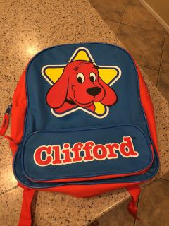 Clifford backpack, like new