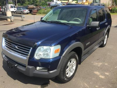 2006 Ford Explorer XLT (Blue)