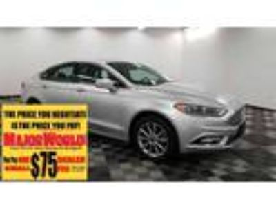 $17500.00 2017 Ford Fusion with 46315 miles!
