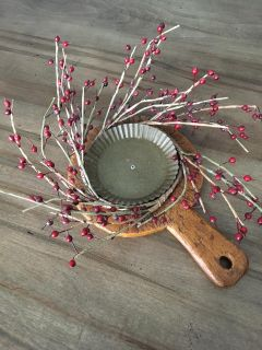 Treenware Wooden Candle Holder
