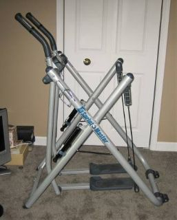 Tony Little Gazelle Sprintmaster Elliptical Exercise Machine