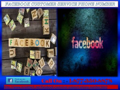 Facebook Customer Service Phone Number 1-877-350-8878: Helping Hand for Users
