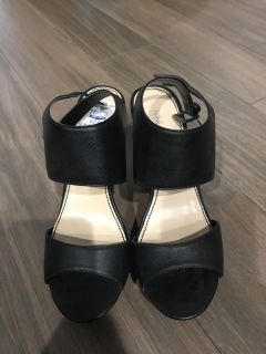 Woman s wedges, size 7.5