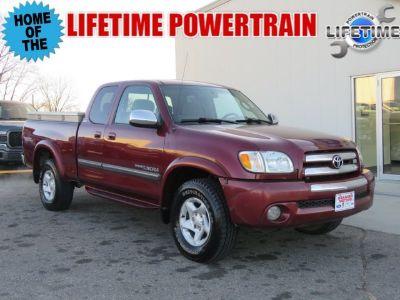 $6,888, 2003 Toyota Tundra SR5