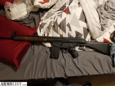 For Sale/Trade: Century Arms CETME Sporter .308