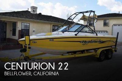 2003 Centurion 22 Avalanche