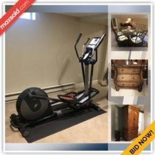 Marlborough Moving Online Auction - Ewald Avenue