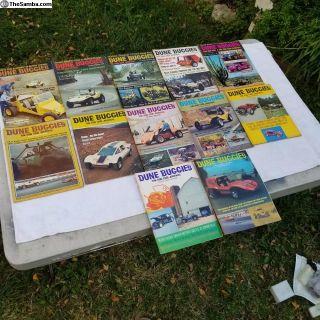 68-70 Dune Buggies The Fun Car Journal 12 ISSUES