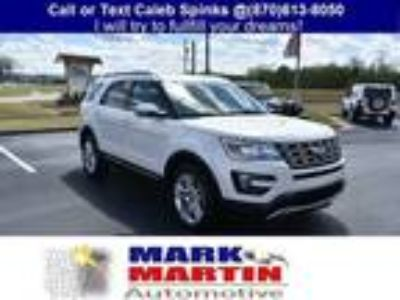 2016 Ford Explorer White, 37K miles