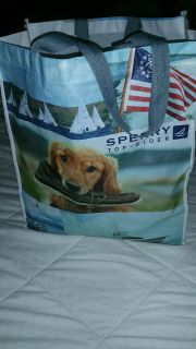Sperry Top-Sider shopping tote