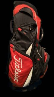 Titleist cart bag