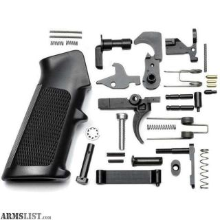 For Sale: AR-15 LOWER PARTS KIT