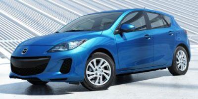 2012 Mazda MazdaSpeed3 Touring (Liquid Silver Metallic)