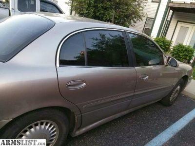 For Sale/Trade: 2000 Buick lesabre and 2003 F150 FORD 4x4 triton v8