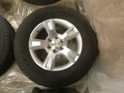 "Find GMC ACADIA 18"" 2007 2008 FACTORY OEM RIMS WHEELS AND TIRES motorcycle in Fredericksburg, Virginia, US, for US $1,200.00"