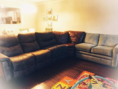 LAZBOY - Sectional