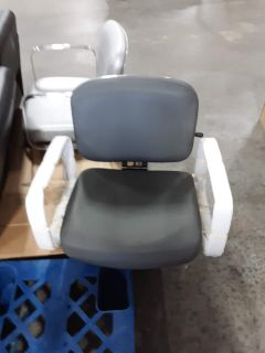 Stylist chairs