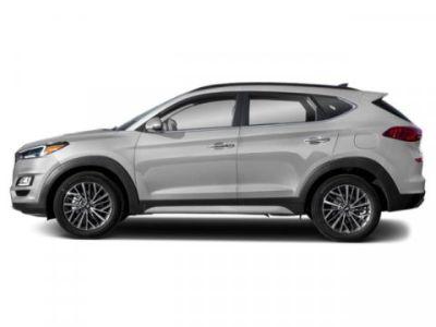 2019 Hyundai Tucson Limited (Molten Silver)