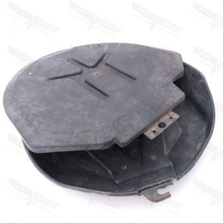 Find Corvette OEM Black Fiberglass Spare Tire Carrier Tub, Frame & Lid 1968-1974 motorcycle in Livermore, California, United States, for US $199.97