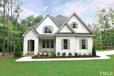 413 Ivy Glen Drive Apex Four BR, TO BE Custom built. .34 AC lot.