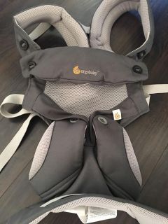 Ergobaby 360 Baby Carrier Cool Mesh