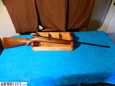 For Sale: Winchester model 74 ,prewar gallery .22 short