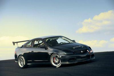 Acura RSX Former Koni challenge