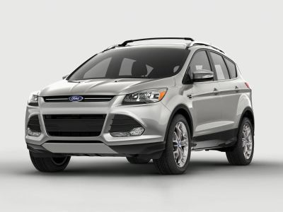 2015 Ford Escape SE (White)