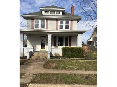 3 Bed 1.5 Bath Foreclosure Property in Frankfort, OH 45628 - W Springfield St