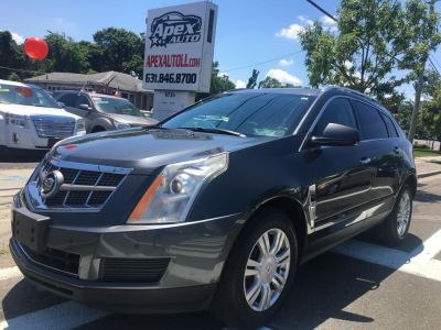 2010 Cadillac SRX Luxury Collection (Gray Flannel)